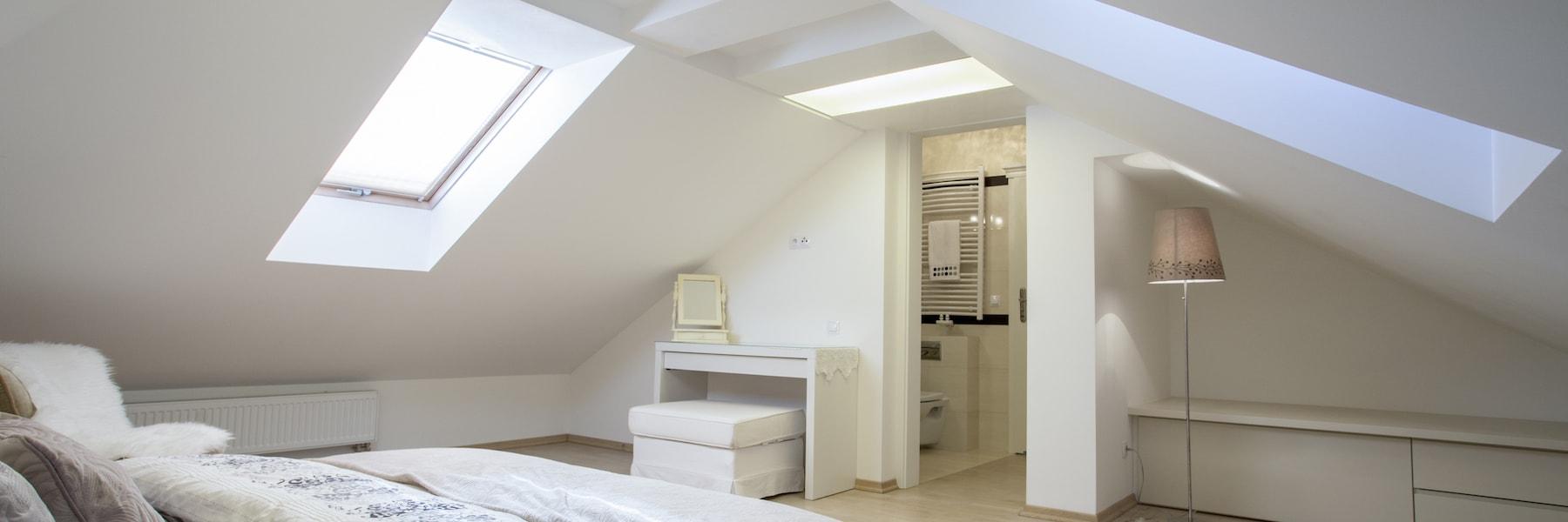 Loft Conversions In Brighton Hove Shoreham Worthing And